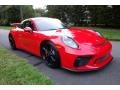 Porsche 911 GT3 Guards Red photo #8