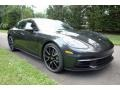 Porsche Panamera 4S Agate Grey Metallic photo #1