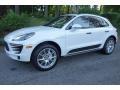 Porsche Macan S White photo #8