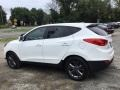 Hyundai Tucson GLS AWD Winter White photo #6