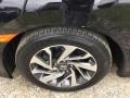 Honda Civic EX Sedan Crystal Black Pearl photo #27