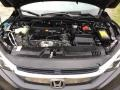 Honda Civic EX Sedan Crystal Black Pearl photo #28