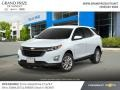 Chevrolet Equinox LT Summit White photo #1