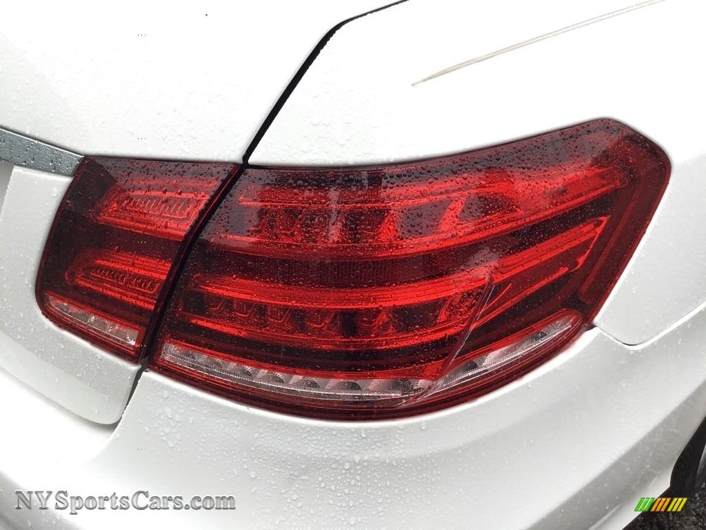 2014 E 350 Sport Sedan - Diamond White Metallic / Silk Beige/Espresso Brown photo #22