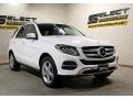 Mercedes-Benz GLE 350 4Matic Polar White photo #3