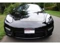 Porsche Panamera Turbo Black photo #2