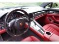 Porsche Panamera Turbo Black photo #10