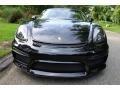 Porsche Boxster Spyder Black photo #11