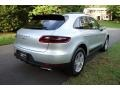 Porsche Macan  Rhodium Silver Metallic photo #6