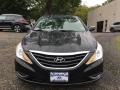 Hyundai Sonata GLS Black Plum Pearl photo #2