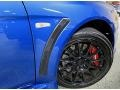 Mitsubishi Lancer Evolution GSR Octane Blue Pearl photo #12