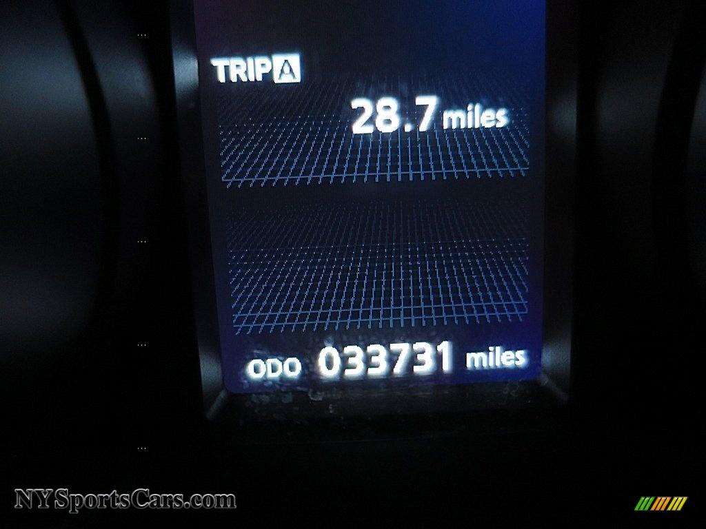 2011 Lancer Evolution GSR - Octane Blue Pearl / Black photo #23