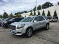 GMC Acadia SLT AWD Champagne Silver Metallic photo #2