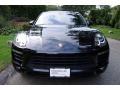 Porsche Macan  Black photo #2