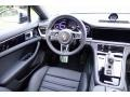 Porsche Panamera 4 Rhodium Silver Metallic photo #13