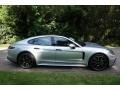 Porsche Panamera 4S Rhodium Silver Metallic photo #3