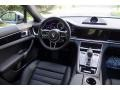 Porsche Panamera 4S Rhodium Silver Metallic photo #13