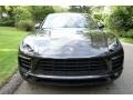Porsche Macan S Agate Grey Metallic photo #2