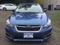 Subaru Impreza 2.0i 4-door Quartz Blue Pearl photo #2