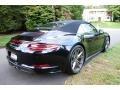 Porsche 911 Carrera 4S Cabriolet Jet Black Metallic photo #6