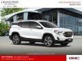 GMC Terrain SLT AWD Summit White photo #5