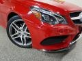 Mercedes-Benz E 400 Cabriolet Mars Red photo #9