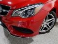 Mercedes-Benz E 400 Cabriolet Mars Red photo #10