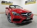 Mercedes-Benz E 400 Cabriolet Mars Red photo #17