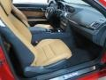 Mercedes-Benz E 400 Cabriolet Mars Red photo #23