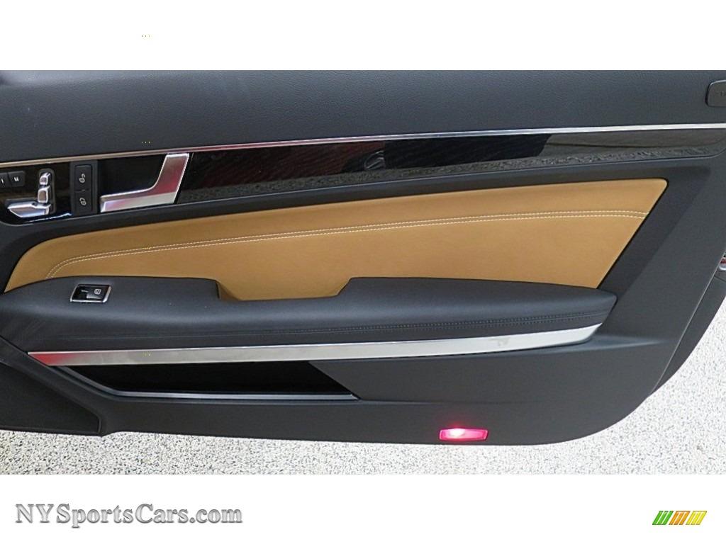 2016 E 400 Cabriolet - Mars Red / Natural Beige/Black photo #29