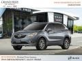 Buick Envision Essence AWD Satin Steel Gray Metallic photo #1