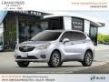 Buick Envision Essence AWD Galaxy Silver Metallic photo #1