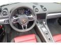 Porsche 718 Boxster  White photo #16