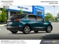 Chevrolet Equinox LT AWD Pacific Blue Metallic photo #4