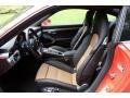 Porsche 911 Turbo S Coupe Lava Orange photo #23