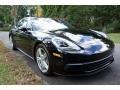 Porsche Panamera 4S Black photo #1
