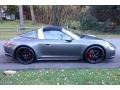 Porsche 911 Targa 4S Agate Grey Metallic photo #7