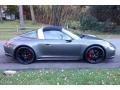 Porsche 911 Targa 4S Agate Grey Metallic photo #7