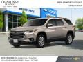 Chevrolet Traverse LT AWD Pepperdust Metallic photo #2