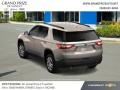Chevrolet Traverse LT AWD Pepperdust Metallic photo #3