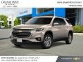 Chevrolet Traverse LT AWD Pepperdust Metallic photo #1