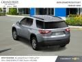 Chevrolet Traverse LT AWD Satin Steel Metallic photo #3