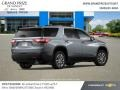 Chevrolet Traverse LT AWD Satin Steel Metallic photo #4