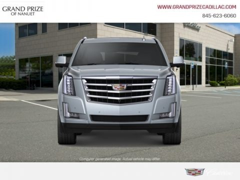 Satin Steel Metallic 2019 Cadillac Escalade Luxury 4WD