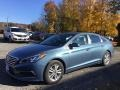 Hyundai Sonata SE Lakeside Blue photo #7