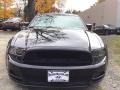 Ford Mustang V6 Premium Coupe Black photo #2