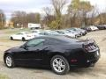 Ford Mustang V6 Premium Coupe Black photo #6