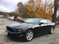 Ford Mustang V6 Premium Coupe Black photo #7