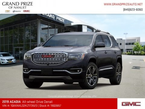 Iridium Metallic 2019 GMC Acadia Denali AWD