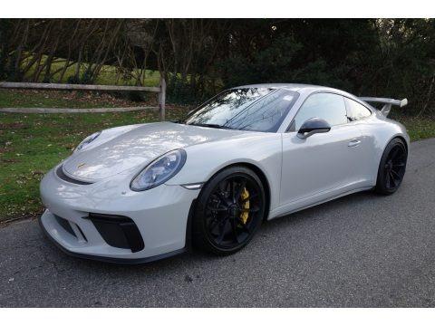 Chalk 2018 Porsche 911 GT3